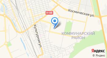 Южный районный центр занятости г. Запорожье на карте