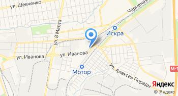 Обслуживающий гаражный кооператив Транспортник 25 на карте