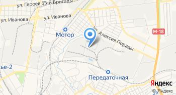 Метпромсервис на карте