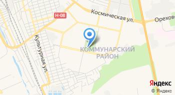 Управление государственной казначейской службы Украины в Коммунарском районе г. Запорожье Запорожской области на карте