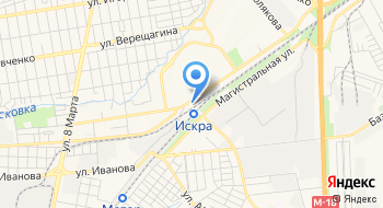 Serebro.ua на карте