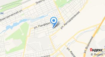 Газкомбытпромсервис на карте