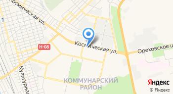 Визус на карте