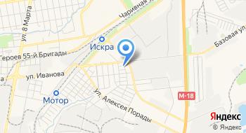 Интернет-магазин Как дома на карте