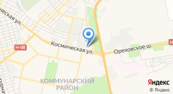Запорожский профессиональный лицей сервиса на карте