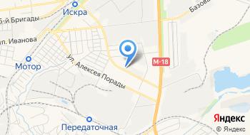 Дистрибьюторская компания УкрСоюз на карте