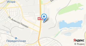 Запорожнерудпром на карте