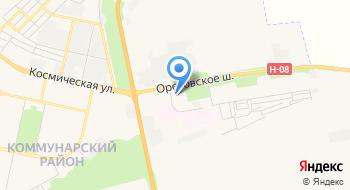 Запорожский медицинский колледж на карте