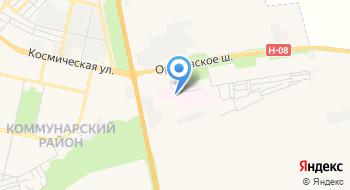Ку Запорожская областная клиническая больница Запорожского областного совета на карте