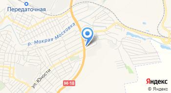 Торговый комплекс Москва-Симферополь на карте