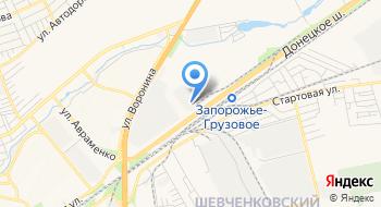 Первичная профсоюзная организация структурного подразделения Запорожское Орн Запорожнефтепродуктгрупп на карте