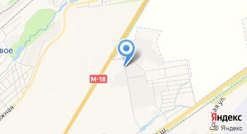 ФОП Палеев на карте
