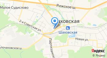Фирма Автоматик ОДО пос. Шаховская на карте