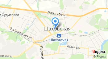 Центр универсальных клиентских технологий на карте