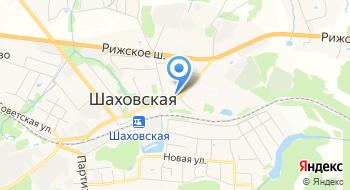 Прокуратура Шаховского района на карте