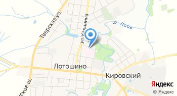 Бюро судебно-медицинской экспертизы Министерства здравоохранения Московской области на карте