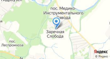 Можайский Медико-Инструментальный завод г. Можайск на карте