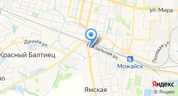 Бланк-Сервис на карте