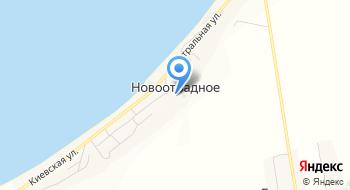 Пансионат на карте