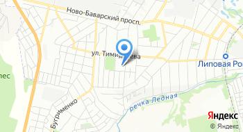 Харьковский областной Госпиталь ветеранов войны на карте