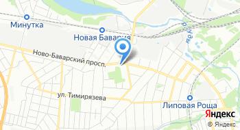 Харьковское городское общество по вопросам защиты прав потребителей на карте
