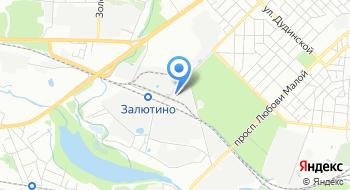 Харьковский автомобильный завод на карте