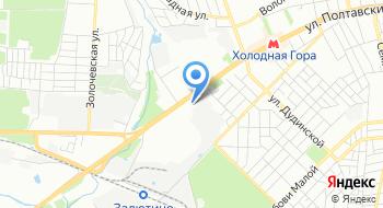 Центр развития Гайдаровец на карте