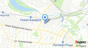 Научно-производственный союз Императив Украина на карте