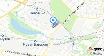 Интернет-магазин Aqua-Dom Лагуна на карте