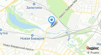 Торговая компания Шерсть на карте