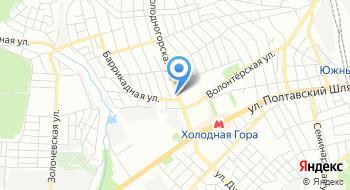 Центр донации и суррогатного материнства клиники профессора Феськова на карте