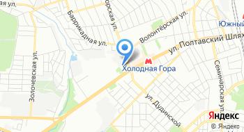 Автошкола Вираж на карте