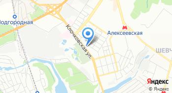 Компания Новый офис на карте