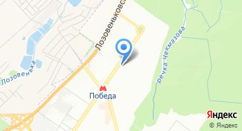 Мясной магазин Свежина на карте