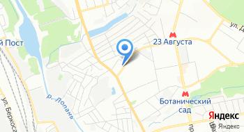 Оформление загранпаспортов в Харькове на карте