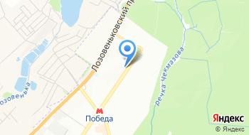Рыбный магазин Айсберг на карте