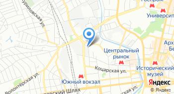 Театр моды и танца Vesta на карте