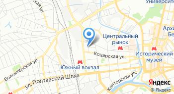 Энергоучет на карте