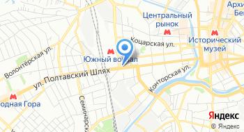 Автошкола Клф на карте