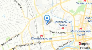 Бизнес-центр Пушка на карте