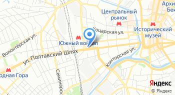 АстраБус на карте