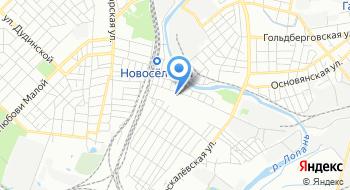 Строитель Харьков на карте