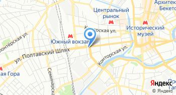 Автоинформ на карте