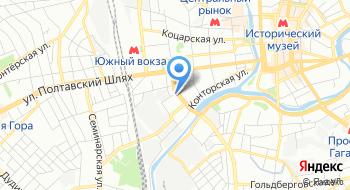 Спецогнеизоляция на карте
