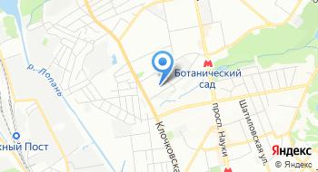 Государственное предприятие Харьковский центр защиты прав потребителей на карте