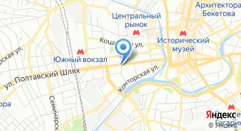 Продуктовый магазин Посад на карте