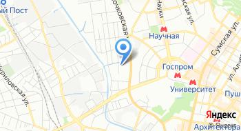 Областной дом культуры УТОГ на карте