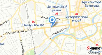 Техна-Восток на карте