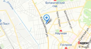 Криотехгаз УПК на карте