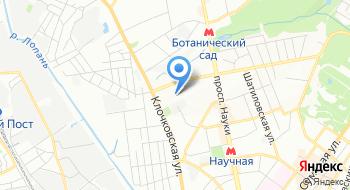 Утилизация б/у автошин на карте